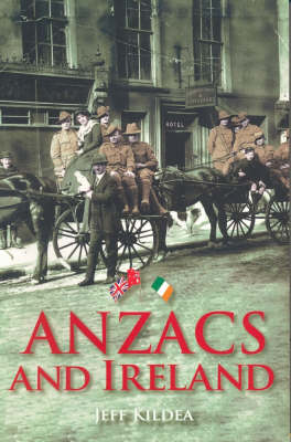 Anzacs and Ireland book