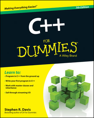 C++ For Dummies by Stephen R. Davis