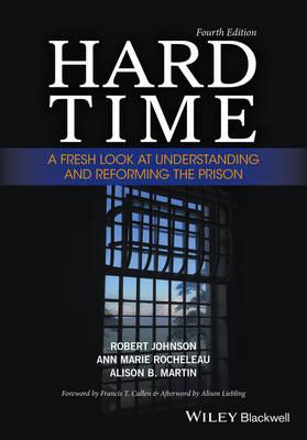 Hard Time book