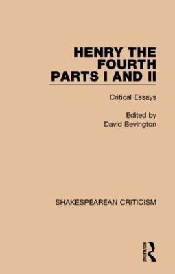 Henry IV by David Bevington