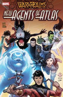 War Of The Realms: New Agents Of Atlas by Greg Pak