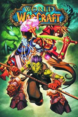 World Of Warcraft TP Vol 04 book