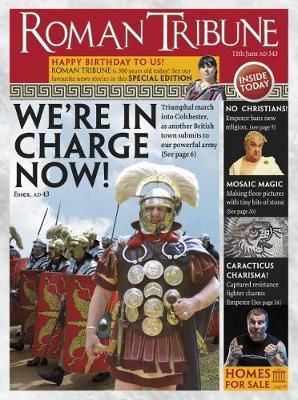 The Roman Tribune by Andrew Langley