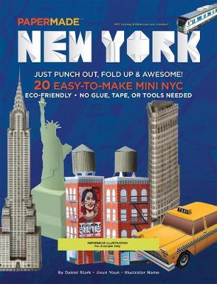 Paper New York book