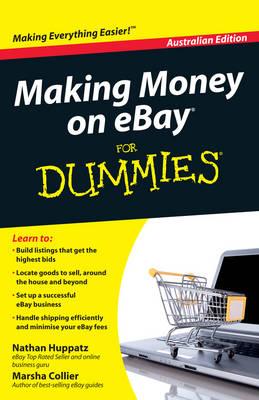 Making Money on eBay for Dummies book
