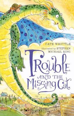 Trouble and the Missing Cat by Cate Whittle