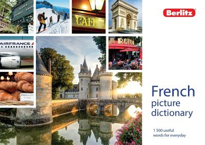 Berlitz Picture Dictionary French by Berlitz Publishing Company