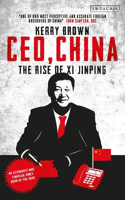 CEO, China by Kerry Brown