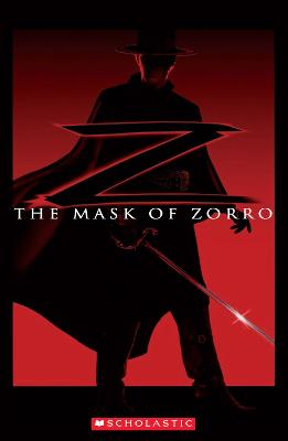 Mask of Zorro Book only by Jane Rollason
