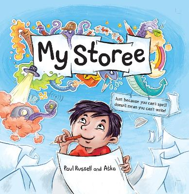 My Storee by Paul Russell