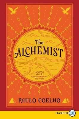 The Alchemist 25th Anniversary by Paulo Coelho