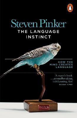Language Instinct book