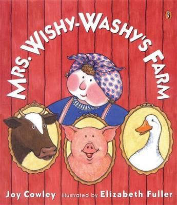 Mrs Wishy Washy's Farm by Joy Cowley