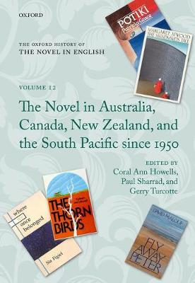 Oxford History of the Novel in English by Coral Ann Howells