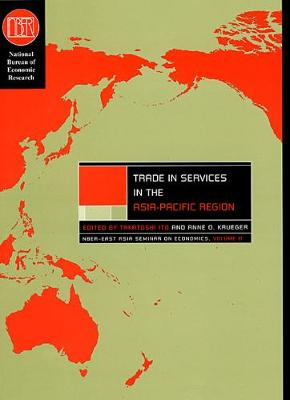 Trade in Services in the Asia-Pacific Region book
