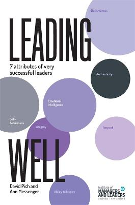 Leading Well: 7 Attributes of Very Successful Leaders book