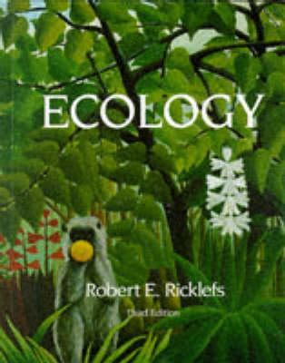 Ecology by Robert E. Ricklefs