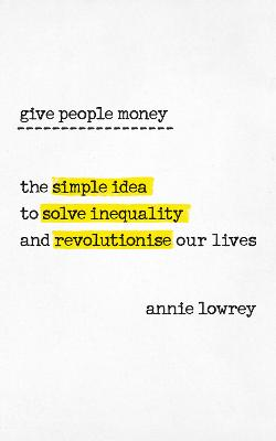 Give People Money book