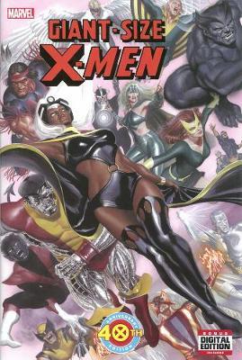 Giant-size X-men 40th Anniversary book