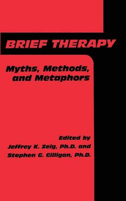 Brief Therapy by Stephen G Gilligan