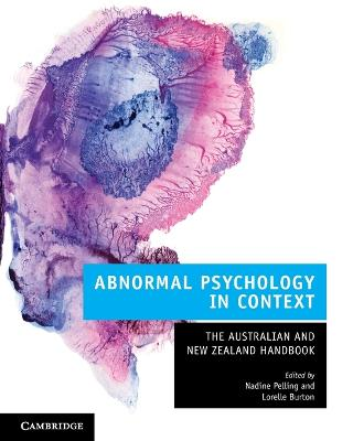 Abnormal Psychology in Context by Nadine Pelling