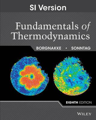Fundamentals of Thermodynamics by Claus Borgnakke