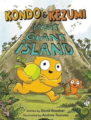 Kondo & Kezumi Visit Giant Island by David Goodner