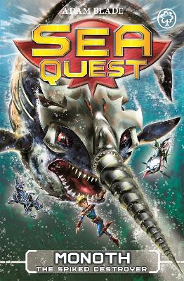 Sea Quest: Monoth the Spiked Destroyer book