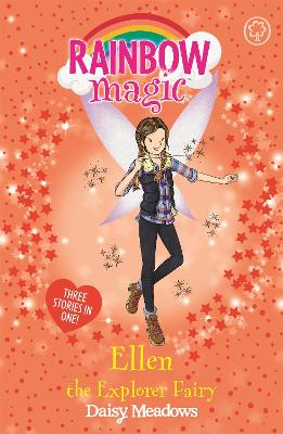 Rainbow Magic: Ellen the Explorer Fairy book