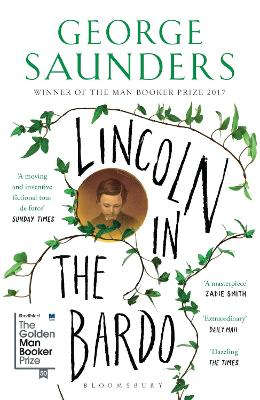 Lincoln in the Bardo book