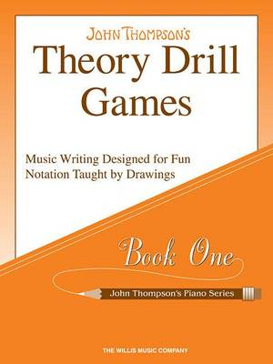 Theory Drill Games, Book One book