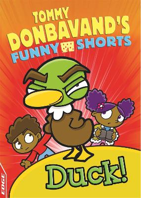 EDGE: Tommy Donbavand's Funny Shorts: Duck! by Tommy Donbavand