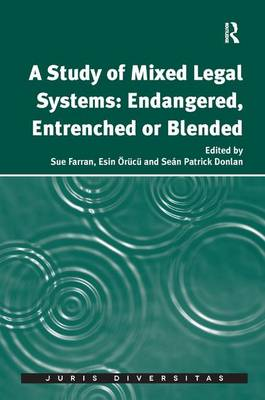 A Study of Mixed Legal Systems by Sue Farran