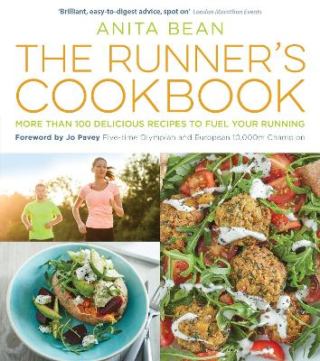 The Runner's Cookbook by Anita Bean