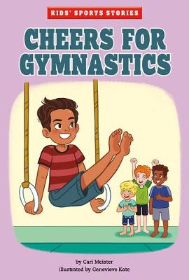 Cheers for Gymnastics book