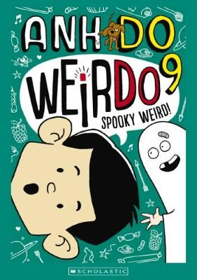 WeirDo #9: Spooky Weird! book