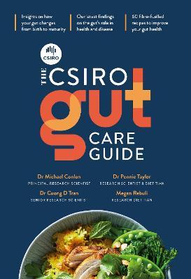 The CSIRO Gut Care Guide book