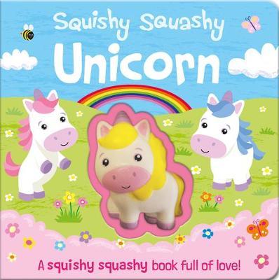 Squishy Squashy Unicorn by Georgina Wren