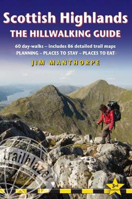 Scottish Highlands - the Hillwalking Guide by