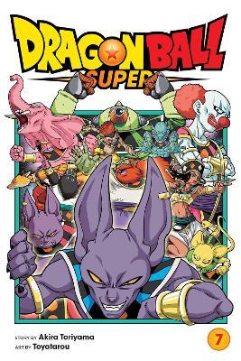 Dragon Ball Super, Vol. 7 by Toyotarou