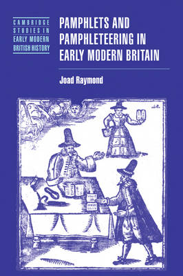 Pamphlets and Pamphleteering in Early Modern Britain book
