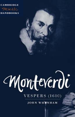 Monteverdi: Vespers (1610) book