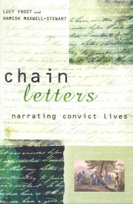 Chain Letters by Lucy Frost