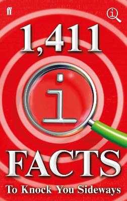 1,411 QI Facts To Knock You Sideways by John Lloyd