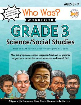 Who Was? Workbook: Grade 3 Social Science/Social Studies by Who HQ