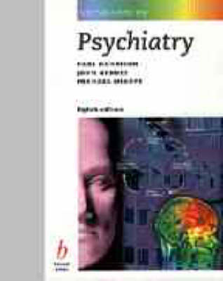 Lecture Notes on Psychiatry by Paul Harrison