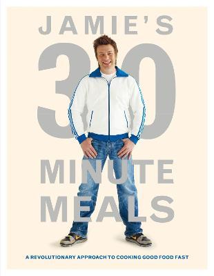 Jamie's 30-Minute Meals book