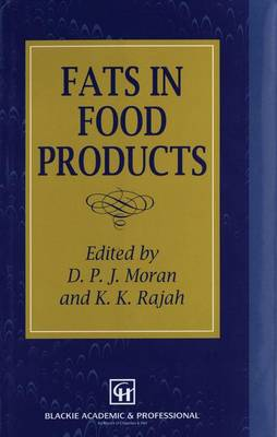 Fats in Food Products by D.P.J. Moran