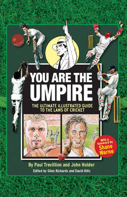 You are the Umpire book