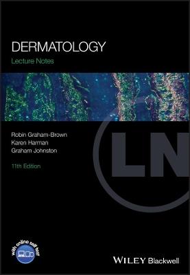 Dermatology Lecture Notes 11E book